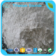 Dióxido de titanio del polvo blanco de la alta pureza de las ventas calientes