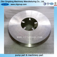 Stainless Steel /Alloy Steel ANSI Goulds Pump Cover