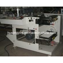 Máquina de corte longitudinal de la hoja de aluminio, alta velocidad