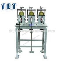 Sol bonne qualité Triplex Consolidation Testing Apparatus