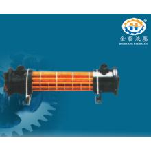 Cilindro de alta pressão padrão em máquina de solda