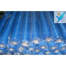 2.5 * 2.5 10mm * 10mm 90G / M2 fibra de vidro Wall Net