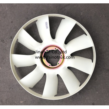VG1246060030 HOWO A7 Silicon Clutch Fan Assy