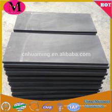 resistencia térmica y hoja de placa de grafito de alta resistencia