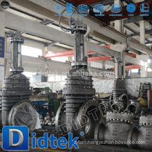 Didtek International Brand bronze flange gate valve