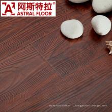 8 мм HDF AC3 AC4 Поверхность натуральной текстуры древесины (U-образный паз) Ламинированный пол (AS2601)