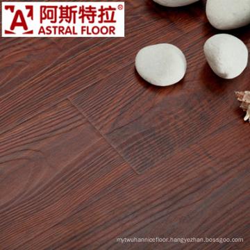 8mm HDF AC3 AC4 Real Wood Texture Surface (U-Groove) Laminate Flooring (AS2601)