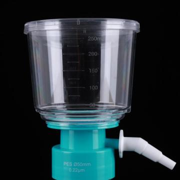 250ml PES membrane Bottle Top Vacuum Filter