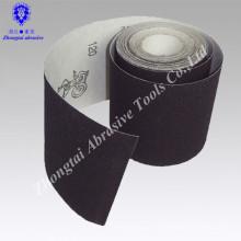 Productos listos de pulimento rollo de papel de arena de carburo de silicio