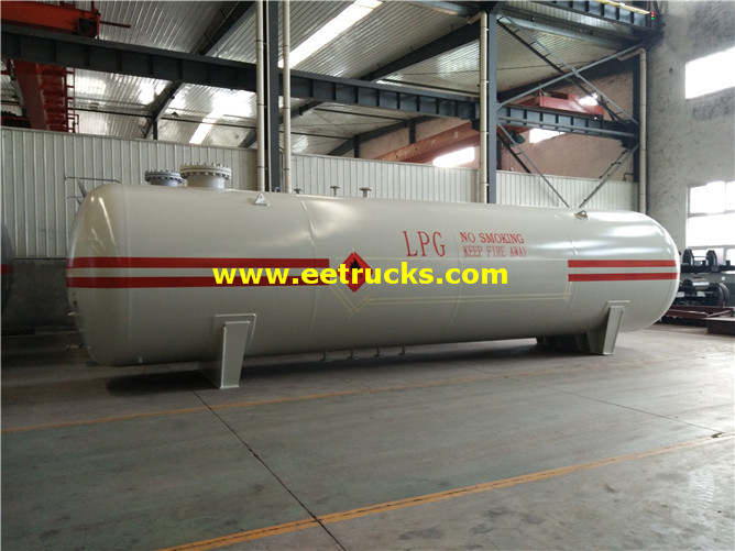 16MT Bulk Propane Domestic Tanks