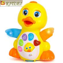 Cartoon Duck Intelligent Toy para niños