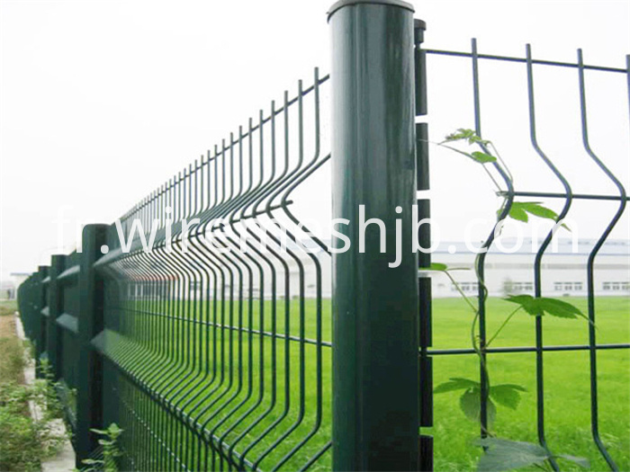 Beautiful Park Fence