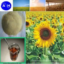Engrais liquide nutritif végétal composé d'acides aminés de source végétale