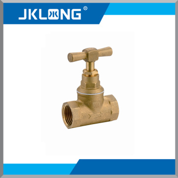 PN16 Screw Brass Stop Valve