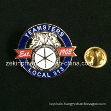 Fashion Design Custom Soft Cloisonne Metal Pin Badge