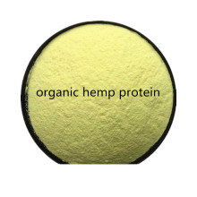 Factory price 9007-57-2 organic hemp protein powder