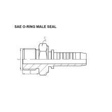 American SAE O-ring Seal 16011