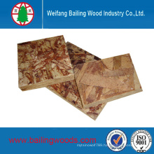 High Quality OSB (Oriented Strand Board) for Furniture