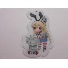 Accesorios de accesorios de imagen cosplay con ilustraciones de goteo epoxi (GZHY-KA-037)