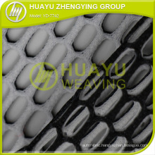 Air breathable polyester Mesh Fabric for clothing chair sports shoes
