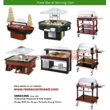 2017 Hot Sale Buffet Server \ holzbuffet