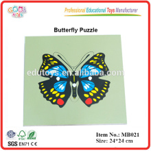 Montessori Animal - Butterfly Puzzle