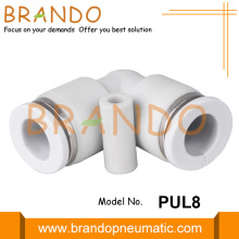 1/4'' Union Elbow Push In Pneumatic Quick Coupler