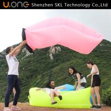 3 Season Type OEM Logo Fast Hangout Sofa Bed Inflatable Sleeping Bag