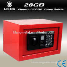 Cheap colorful digital home deposit safety box