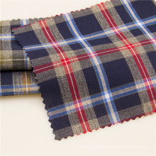 Plaid Flannel Fabric For Man And Lady