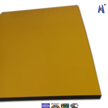 Panel de pared exterior ignífugo de 4mm Acm