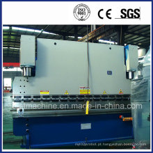 Máquina de dobramento hidráulico do CNC da chapa de metal para a venda (WC67Y-100T 3200)