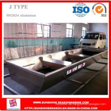 3,6 m Aluminiumboot zum Angeln mit SGS-Zertifikat (J12)