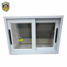 80 Series White Color  Aluminum Sliding Window Designs for House