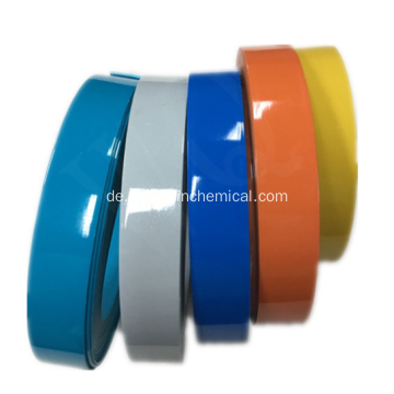 PVC Silver Color Edge Band Tape