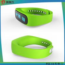 Pulseira de pulseira inteligente de saúde 2016 Bluetooth