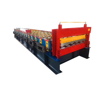 Penghantaran Panel Kontena Roll Rolling Machine
