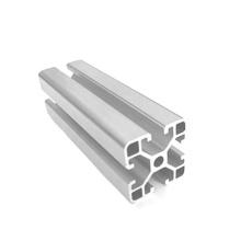 Customized precision led extruded aluminum light bar housing aluminum housing profile