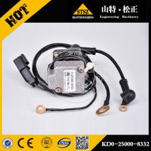 Komatsu WA320-3 Schalter 418-43-36122 für Laderteile