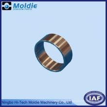 Partie d'usinage CNC à haute précision en acier inoxydable