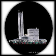 Modelo de construção de cristal maravilhoso H033