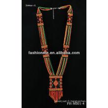 dernier modèle de 2013 aspect élégant perles colliers