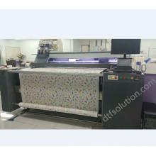 Impresora Bd FD1628, impresión de rollo a rollo e impresión de piezas