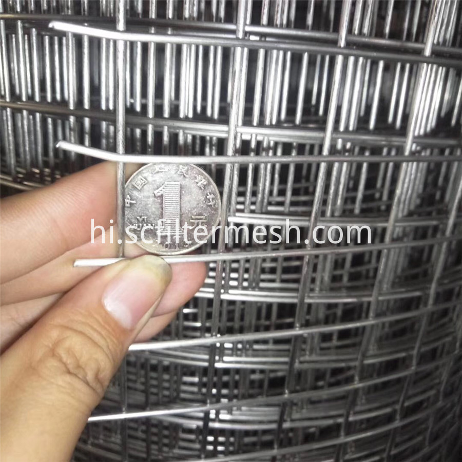 Stainless Steel Welded Mesh Panel