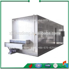 Type de tunnel Blast Freezer Dumpling IQF Tunnel Congélateur
