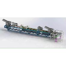 Mobile phone membrane packaging equipment