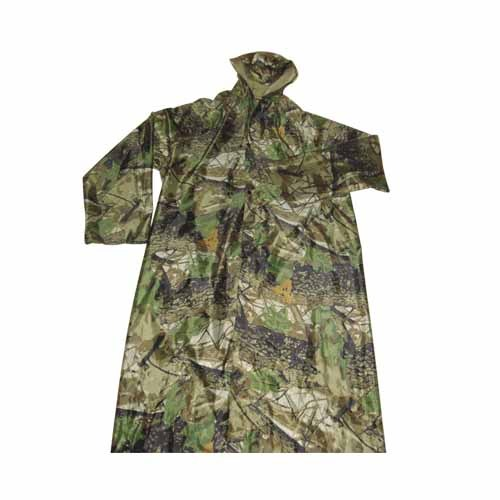 Camouflage polyester imperméable