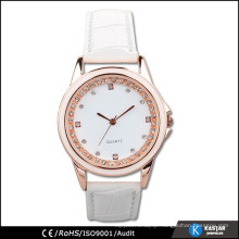 fashion women leather watch
