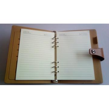 Kundenspezifisches gewundenes Notizbuch, Papiergewundenes Notizbuch