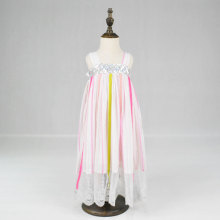 girls pink spring maxi dress boutique Easter dress